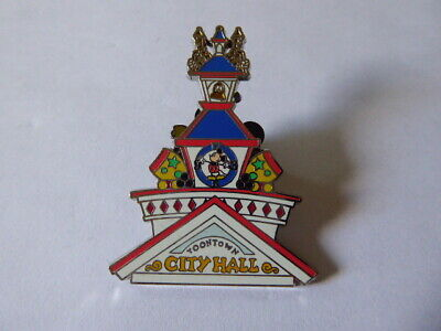 Disney Trading Pins 57632 DLR - Mickey's Pin Festival of Dreams - Streets Have C