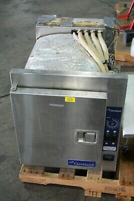 Cleveland Electric Convection Steamer, SteamCraft Ultra 5