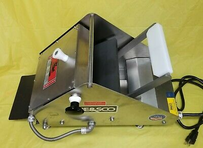 NEW     Open Box   BE&SCO Mini Wedge 23-12 Flour Tortilla Press Dough Press