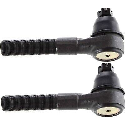 Pair Tie Rod Ends Set of 2 Left Hand Side Outside Driver LH for Grand Cherokee