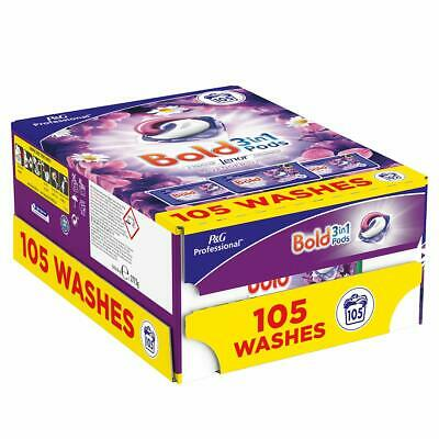 Bold 3 In 1 Pods 105 Washes Lavendar & Camomile Laundry Detergent Tabs