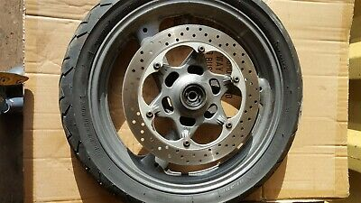 """Yamaha Xj600 Diversion 1992 - 2004 Front 17"""" Wheel With Disc & Tyre"""