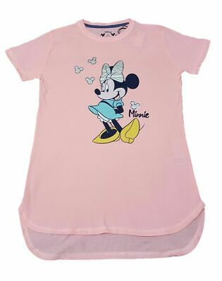 PRIMARK Ladies Nightshirt DISNEY MINNIE MOUSE Women's Nightdress Pyjamas Nighty