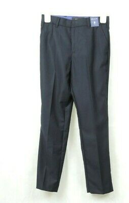 River Island Boys Navy Suit Pants Urban Clean Size 8 Years CR192 BB 03