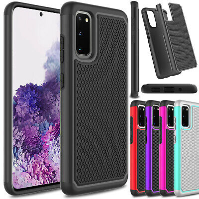 For Samsung Galaxy S10 5G/S10 Plus/S10e Case Protective Hybrid Rugged Slim Cover