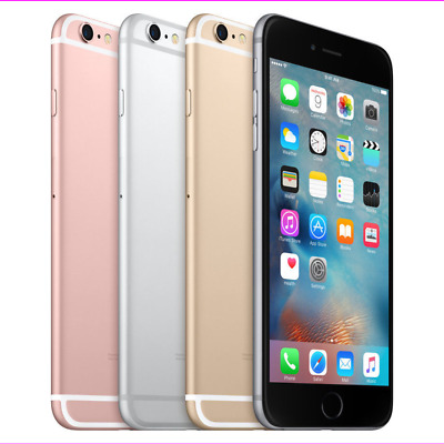 iPhone 6s/6s plus 64GB Gray/Gold/Silver Unlocked Verizon at&t smartphone LTE