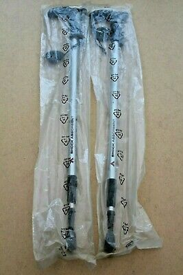 Wholesale 9 x Assorted Charles Buyer Hiking Poles / Sticks, Various colours