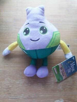 Bnwt Playskool Moon & Me Mr Onion