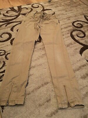 Zara Age 9-10 Girls Trousers