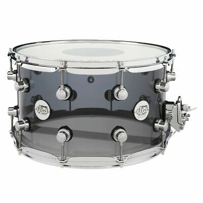 Dw Design Series Acrylic Snare Drum Limited Run Sizes 14 X 6 5 In Sea Glass 279 99 Picclick