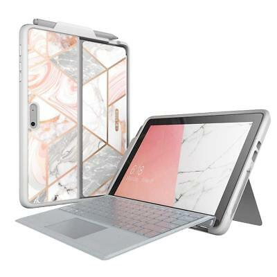Microsoft Surface Go Case Slim Glitter Protective Bumper Cover W/ Pen Holder