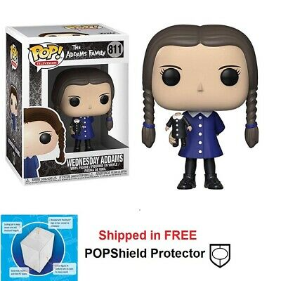 Funko POP Television Addams Family Wednesday Addams #811
