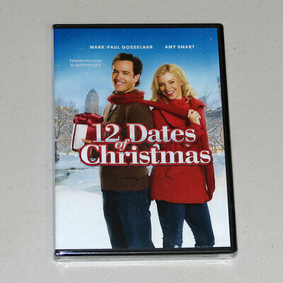 12 Dates of Christmas (DVD) 2011 TV Movie *NEW SEALED*
