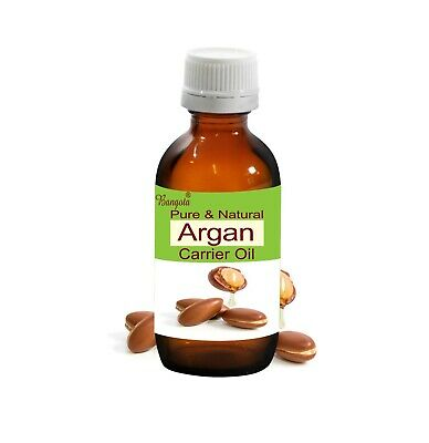 Argan Pure Natural Carrier Oil Cold Pressed 10ml Argania Spinosa by Bangota