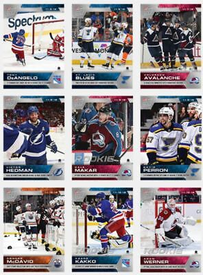 NHL Hockey 2019-20 Topps NOW 9 Sticker Pack Week 6 + Guaranteed McDavid Chase