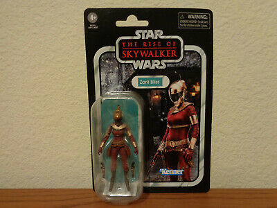 """Star Wars Zorii Bliss Vintage Collection: Rise of Skywalker 3.75"""" VC157 figure"""