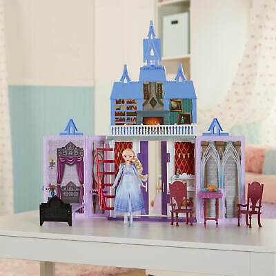 Barbie Dream House Dollhouse Furniture Girls Playhouse DisneyPlay Townhouse