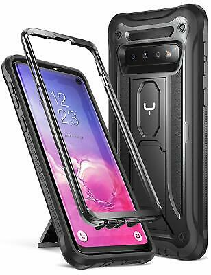 Samsung Galaxy S10 6.1 Case Heavy Duty Protection Full Body Bumper Fit Cover