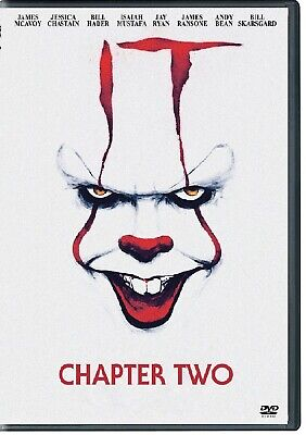 It: Chapter 2 (DVD) - Brand New ***Free Shipping*** Ships December 10th
