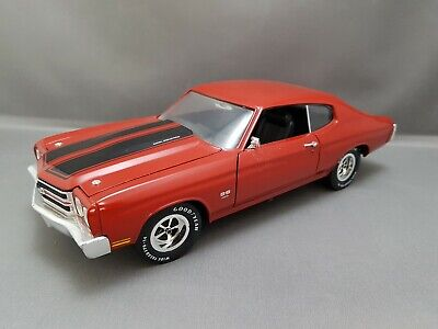 Chevrolet CHEVELLE SS 396 - 1967 - ERTL American Muscle 1:18