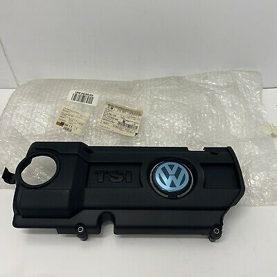 Genuine Volkswagen Cover for intake manifold 03C103925AM