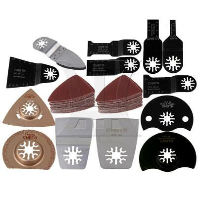 53pcs Common Multifunctional Dinisher Saw Blade Grinding Set with Sign