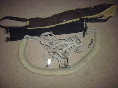Genuine Pessoa Training Aid + Mark Todd Fleece Roller lunging one size
