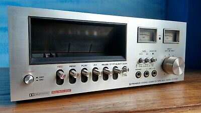 Pioneer CT F2121 Stereo Cassette Deck