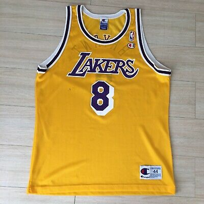 Champion NBA Los Angeles Lakers Home Kobe Bryant Jersey size 44