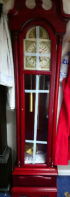 Wind Up Grandfather Clock 31 Day