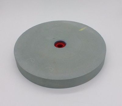 "6""x1""x1"" 220Grit Bench Pedestal Green Silicon Carbide Abrasive Grinding Wheel"