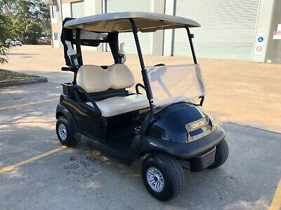 2015 Club Car Precedent Golf Cart Buggy Buggie Electric Batteries with Charger