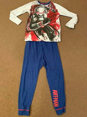 Next Ant-man pyjamas set - Size 7 years