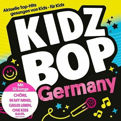 Kidz Bop Kids - Kidz Bop Germany CD NEU & OVP