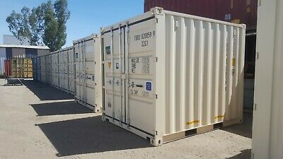 10' One-Trip Shipping Containers, Storage Container, Custom Unit Cargo Container
