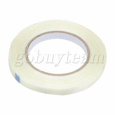 50 Meter Reinforced Strapping Fiberglass Packing Tapes Width 12mm