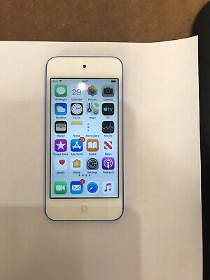 Apple iPod Touch 6th Generation Blue (32GB) -  Used
