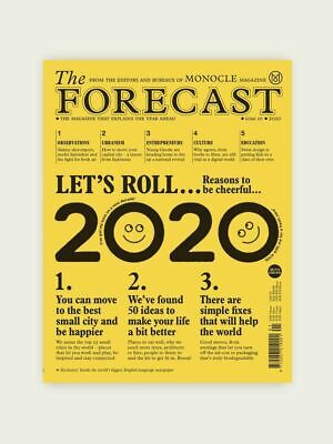 The Forecast Magazine 2020 - Monocle Special