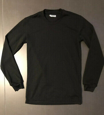 Campri Kids Thermal Top Infant Boys Lightweight Ribbed Long Sleeve Crew Neck