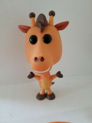 Geoffrey The Giraffe Funko Pop Loose Figure Toys R Us Exclusive Ad Icons #12