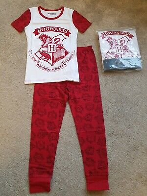 New Kids Harry Potter Pyjamas Pjs Nightwear age 5-13 years Christmas Gift