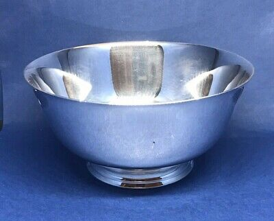 Sterling Silver 'A Paul Revere Reproduction' Bowl - Shreve, Crump & Low Co