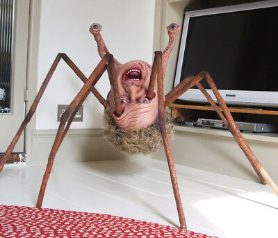 life size 1:1 scale THE THING NORRIS SPIDER alien posable replica prop star wars