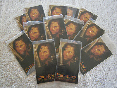 15 Postcards - Strider, Aragorn, Lord of the Rings - Viggo Mortensen - Sealed!
