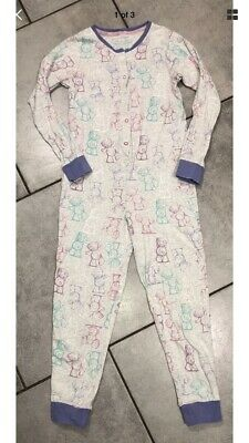Marks & Spencer Girls Sleepsuit... All in One... Nightwear 9-10 Years Me To You