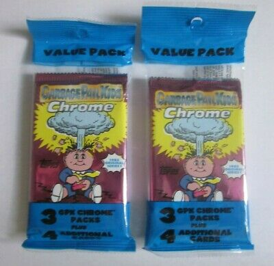 2013 TOPPS GARBAGE PAIL KIDS BNS 3 HOBBY PACK LOT 3 SEALED PACKS 10 STICKERS PER
