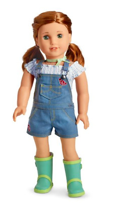 American Girl Doll Blaire Wilson Gardening Outfit New In Box
