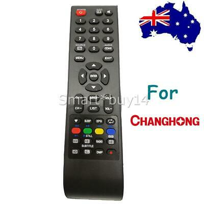 Replacement CHANGHONG TV REMOTE CONTROL GCBLTV20A-C35 GCBLTV20A-C54