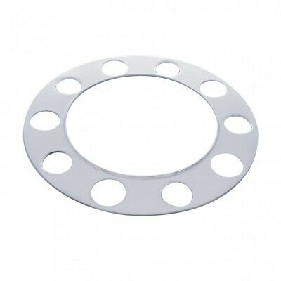 Chrome 10 Holes Beauty Ring - Aluminum