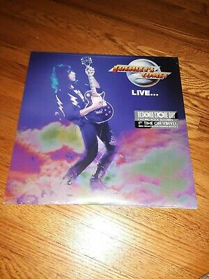 FREHLEY'S COMET Live...  1988 Hammersmith Odeon Black Friday RSD 2019